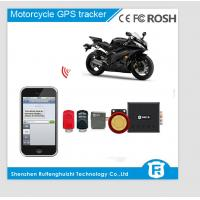 Cheap gps motorcycle tracker, vehicle gps tracker, GPRS tracker Real-time Vehicle Tracking System for sale