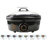 Cheap Coating Free Electric Fast Cooker Time Efficient With Elegant Removable Pan for sale