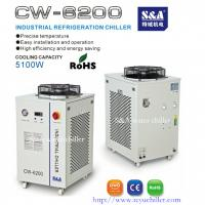 Cheap S&A Water chiller for liquid nitrogen generator 220V 50/60Hz for sale