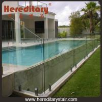 Cheap Glass Swimming Pool Fencing (SJ-3210) for sale