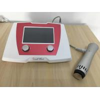 China Shoulder Tendinosis ESWT Shockwave Therapy Machine With FDA Approved on sale