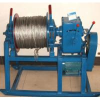 Cheap High Efficiency Slip Way Winch Marine Tool Liting Pulling Winch for Drilling for sale