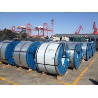 China Deep Drawing SAE1010 Cold Rolled Steel Coil JIS G3141 SPCC Slit Edge on sale