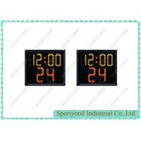 Cheap LED Shot clock and Count Down Play Clocks for Basketball Timer for sale