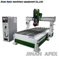 Cheap CNC wood router / cnc corrugated cardboard cutting machine / 4 axis cnc router price for sale