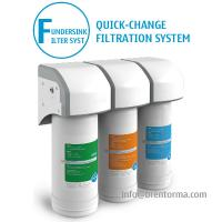 Cheap WF113A NSF Standard Quick-Change Water Filter Household Water Purifier for sale