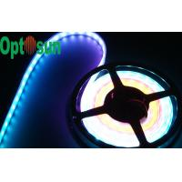 China Commercial RGB 30leds SMD 5050 LED Strip Light , 7.2W/M Dream 2812 Flexible Led Strips on sale