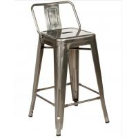Cheap Replica Ergonomic Xavier Pauchard Tolix Counter Stool with Back Rest for sale