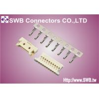 Electrical Circuit Board Wire Connectors , 20 - 50Pin 1.25mm Connector Molex Replacement