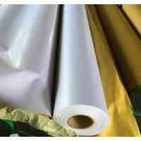 China Advertising Flex Printing Roll , PVC And Cloth Material Flex Board Banner on sale