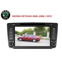 Cheap Wholesale Touch Screen Car DVD Player GPS Navigation for Skoda Octavia 2005-2014 Different Model Series for sale
