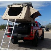 Cheap Popular Automatic 4 Person Roof Top Tent Car Sunscreen Leak Proof Camping for sale