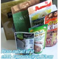 Cheap Quad-seal Pouch,herbal Incense bags, Potpourri bags, Spice bags, Hologram bags for sale
