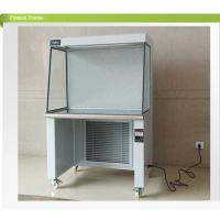 China Stainless Steel 400W Clean Room Cabinets Work Bench with 99.995% Filtration Efficiency on sale