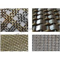 Cheap SS316 SS304 10m Length  Stainless Steel Decorative Wire Mesh  Screen 2.5mm Wire Dia for sale
