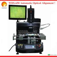China WDS-650 bga/gpu rework station auto repair machine infrared Wii reballing machine with HD CCD and color LCD monitor on sale