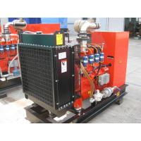 Buy cheap 1500Rpm Gas Backup Generator Water Cooled LPG Generator 1500rpm / 1800rpm , 30kw from wholesalers