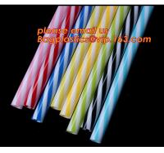 biodegradable polka dot paper straws,Individually wrapped white custom supplier