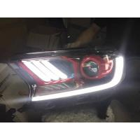 Quality IP68 4x4 Auto Parts Off - Road LED Headlight For Rnager T7 T8 Pickup wholesale
