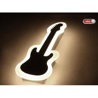 Cheap Guitar Acrylic 1000lm inside LED wall light /indoor led wall lamp for amusement park for sale
