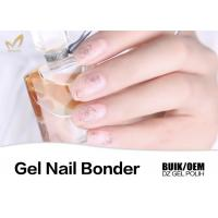Cheap No Chipping Uv Bonder Gel For Natural Nails , Acrylic Nail Primer Easy Apply for sale