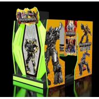 Cheap Transformer Video Game Machine / Shooting Game Cabinet In Amusement Park for sale