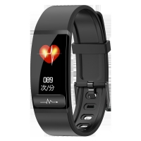 Cheap H8 ECG PPG HRV Blood Oxygen SPO2 Medical Health Care Smart Bracelet Waterproof Hear Rate Monitor Track Fitness Wristband for sale