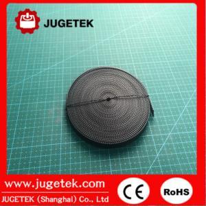 Cheap Open Ended GT2 Belt 6mm width Timing Belt Rubber Black Belt for 3D Printer wholesale