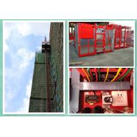 Cheap Passenger Material Rack And Pinion Elevator With Overload Protection wholesale