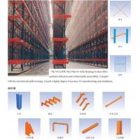 Cheap VNA racking, industrial shelving racks / shelving and racking systems / metal rack shelves for sale