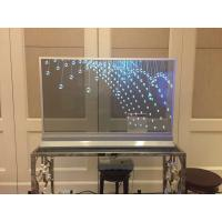China High Refreshment Transparent OLED Display For Music Shows , Concert on sale