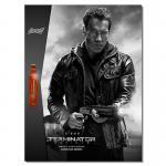 Cheap Movie Super Star Lenticular Poster Printing 3D Flip Deep Effect Avengers Advertisement for sale