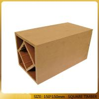 Composite Flooring Panels : Hot sale hollow decking board wood plastic composite with