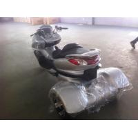 Cheap 150CC 4 Stroke Three Wheels Scooter Oil Cooled For Shopping / Working for sale