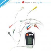China Clinical Use Holter ECG Machine Electrocardiogram Equipment With CE Approval on sale