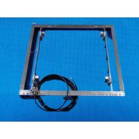 China Multifunctional SMT Machine PartsSteel Net Switch Frame For Screen Printing Equipments on sale