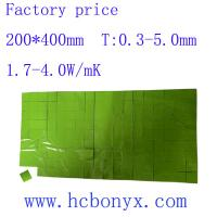 Buy cheap 1.7W/mK-4.0W/mK high conductivity thermal pad from wholesalers