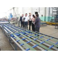China Larger Capacity Fully Automatic Board Making Machine For Fiber Cement Sheets on sale
