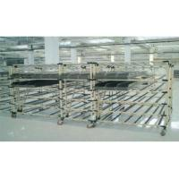 Cheap Custom flexible racking system, industrial shelving racks for workshop for sale