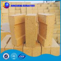 Cheap RS brand High Alumina Thermal Furnace Bricks, Cement Kiln Refractory Bricks wholesale