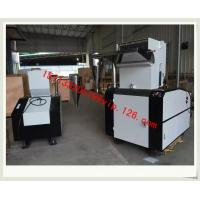 Cheap 300-350kg/hr crushing capacity Soundproof centralized plastics recycling granulators/crusher OEM Producer for sale