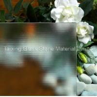 Cheap 5mm Rolled Glass / En12150 Approved Pattern Glass for sale