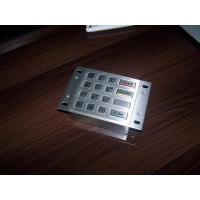 Buy cheap Encrypting Pin Pad / ATM Pin Pad for Unattended Payment Solutions from Wholesalers