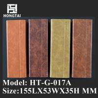 China 2018 hot hard hand made eyeglasses case for optical frame with customize logo embossed on sale