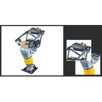 China Manual Light Construction Machinery , Portable Robin EH12 Gas Tamper Rammer Compactor on sale