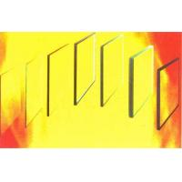 Cheap Safey Fire Resistant Glass Fire Rated Glass With 10mm Thickness for sale
