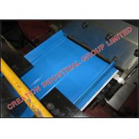 Cheap Colored Steel Standing Seam Roof Sheets Making Machine 15-20m/min for sale