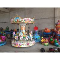 Cheap Custom Inflatable Amusement Equipment , inflatable christmas carousel For Park for sale