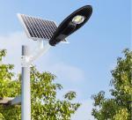 Cheap Waterproof Solar Led Street Lamp / Solar Energy Street Lights Auto Intensity Control for sale