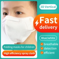 China 5 Layers Kn95 PFE 80% Children'S Disposable Face Masks on sale